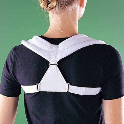 Фиксиращи колани за гръб и раменен пояс